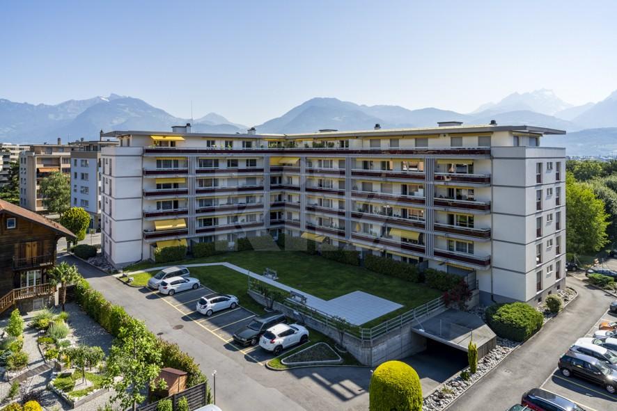 Bel appartement avec grand balcon - 8