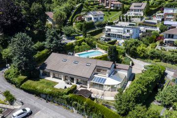Objet rare! Exceptionnelle villa familiale avec piscine