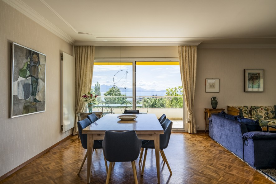 Objet rare! Superbe appartement avec vastes terrasses - 3