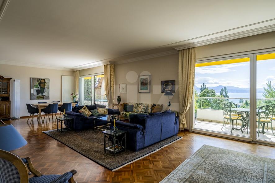 Objet rare! Superbe appartement avec vastes terrasses - 1