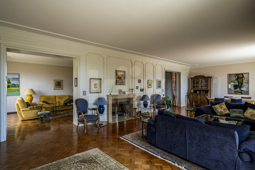 Objet rare! Superbe appartement avec vastes terrasses - 2