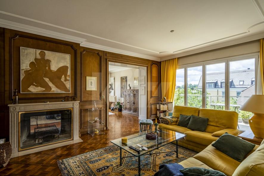 Objet rare! Superbe appartement avec vastes terrasses - 4