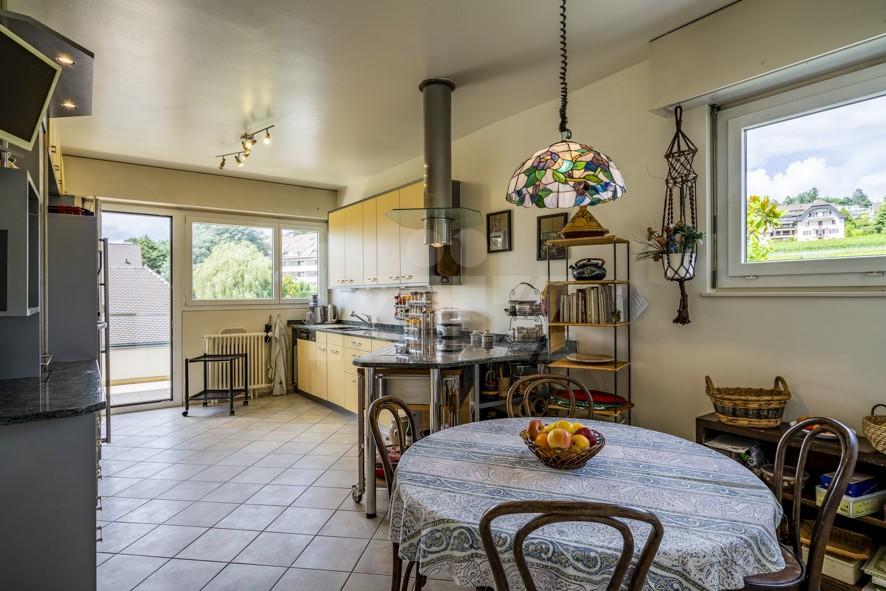 Objet rare! Superbe appartement avec vastes terrasses - 5