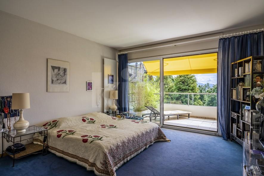 Objet rare! Superbe appartement avec vastes terrasses - 7