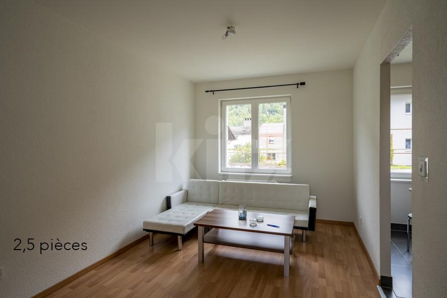 Maison de deux appartements au centre de Martigny - 10