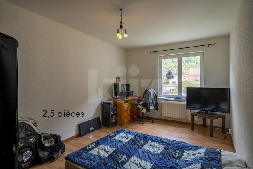 Maison de deux appartements au centre de Martigny - 11