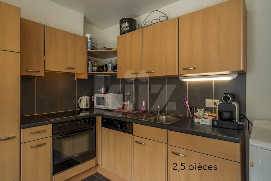 Maison de deux appartements au centre de Martigny - 9