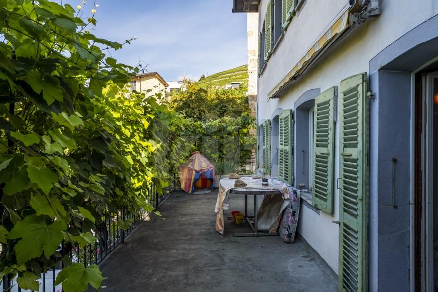 Charmante maison villageoise avec vue sur les montagnes - 12
