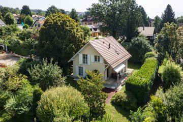 Très jolie maison individuelle avec jardin