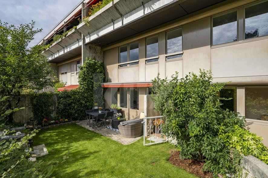 Charmant duplex rénové avec jardin - 12