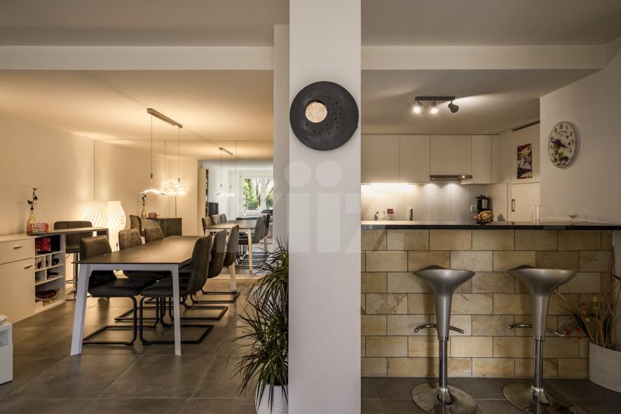 Charmant duplex rénové avec jardin - 5