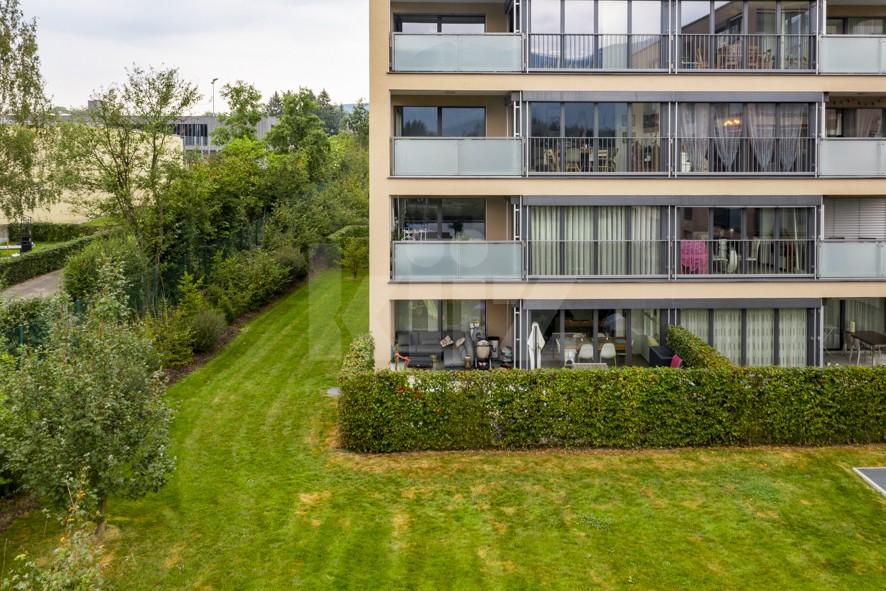 Très bel appartement avec terrasses et jardin - 12