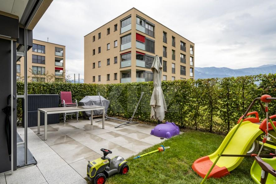 Très bel appartement avec terrasses et jardin - 10