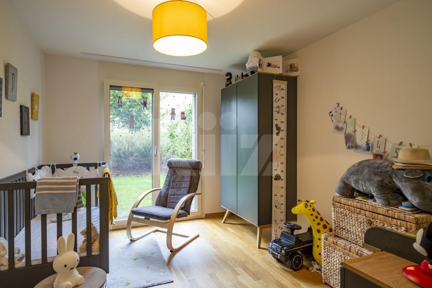 Très bel appartement avec terrasses et jardin - 8