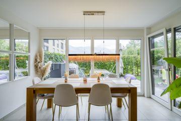 Très bel appartement avec terrasses et jardin