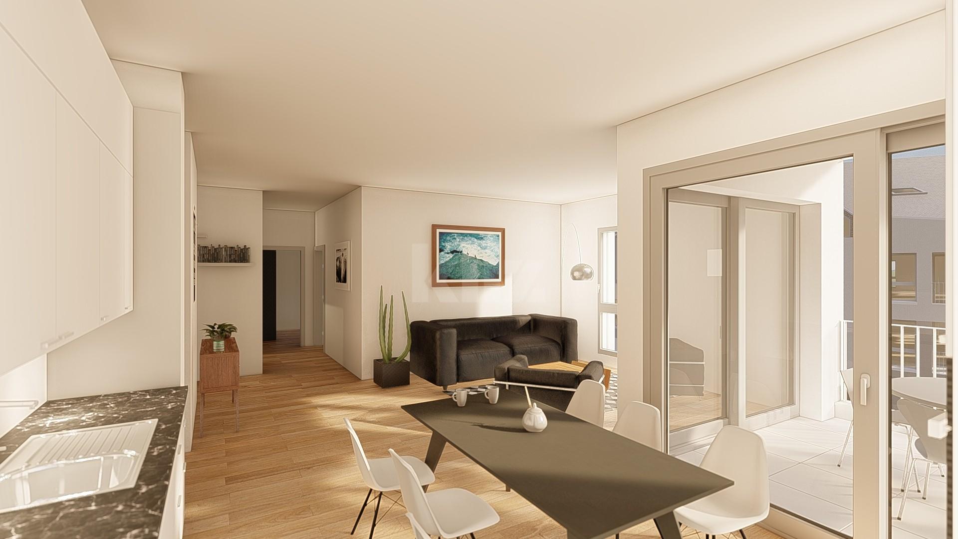 NEUF: lumineux et spacieux appartements de 4,5p - 2