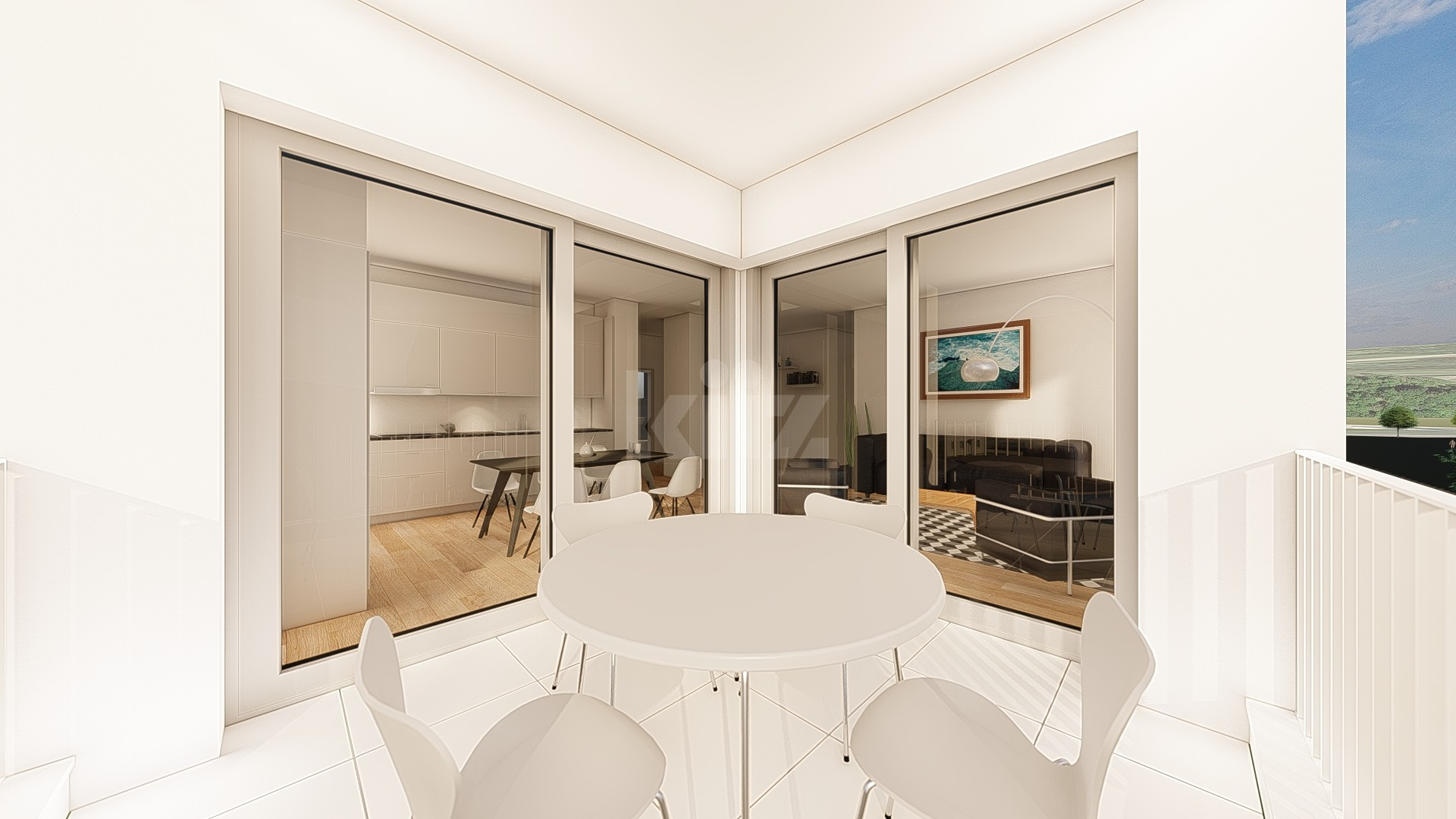 NEUF: lumineux et spacieux appartements de 4,5p - 5