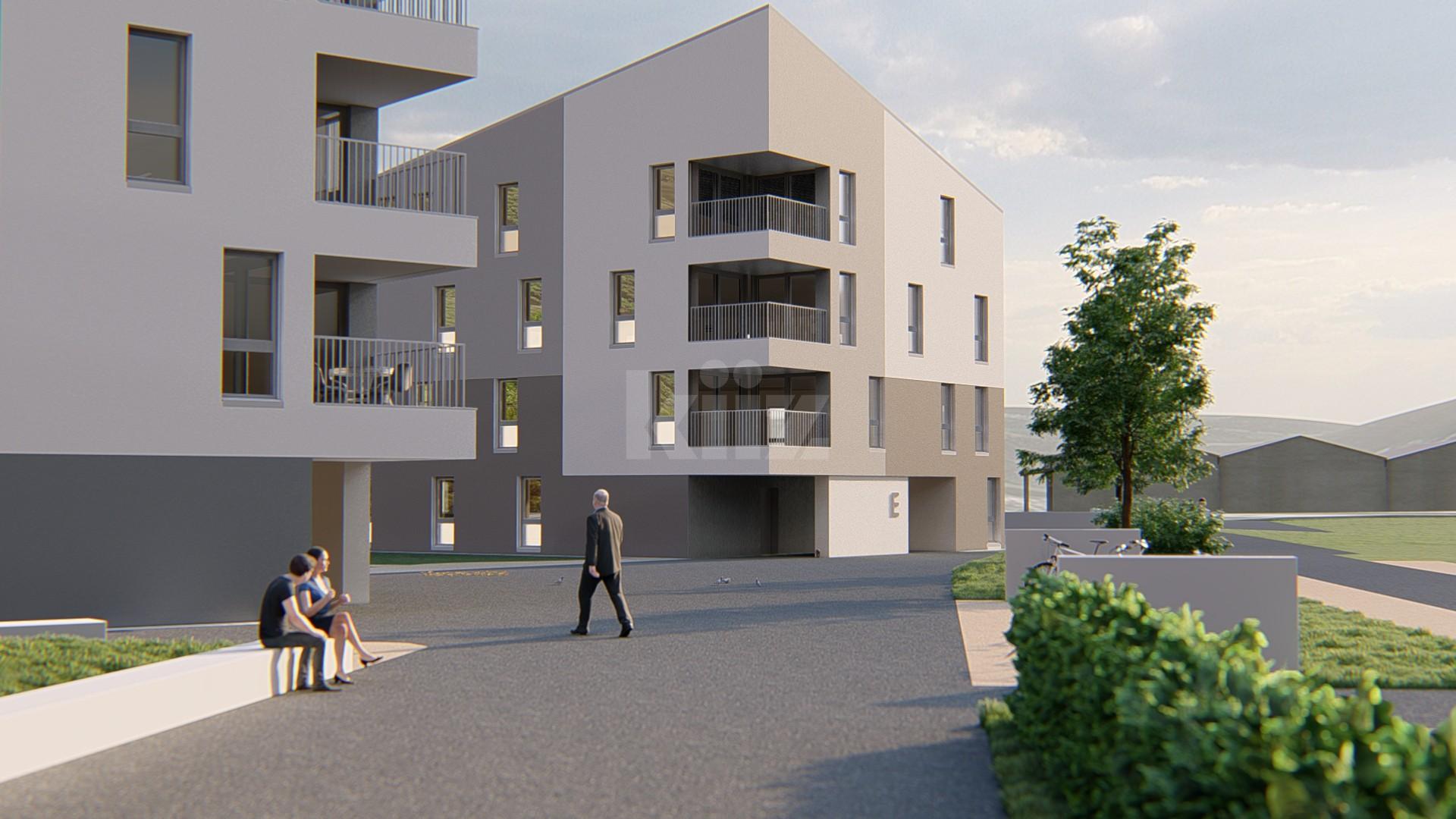 NEUF: lumineux et spacieux appartements de 4,5p - 8