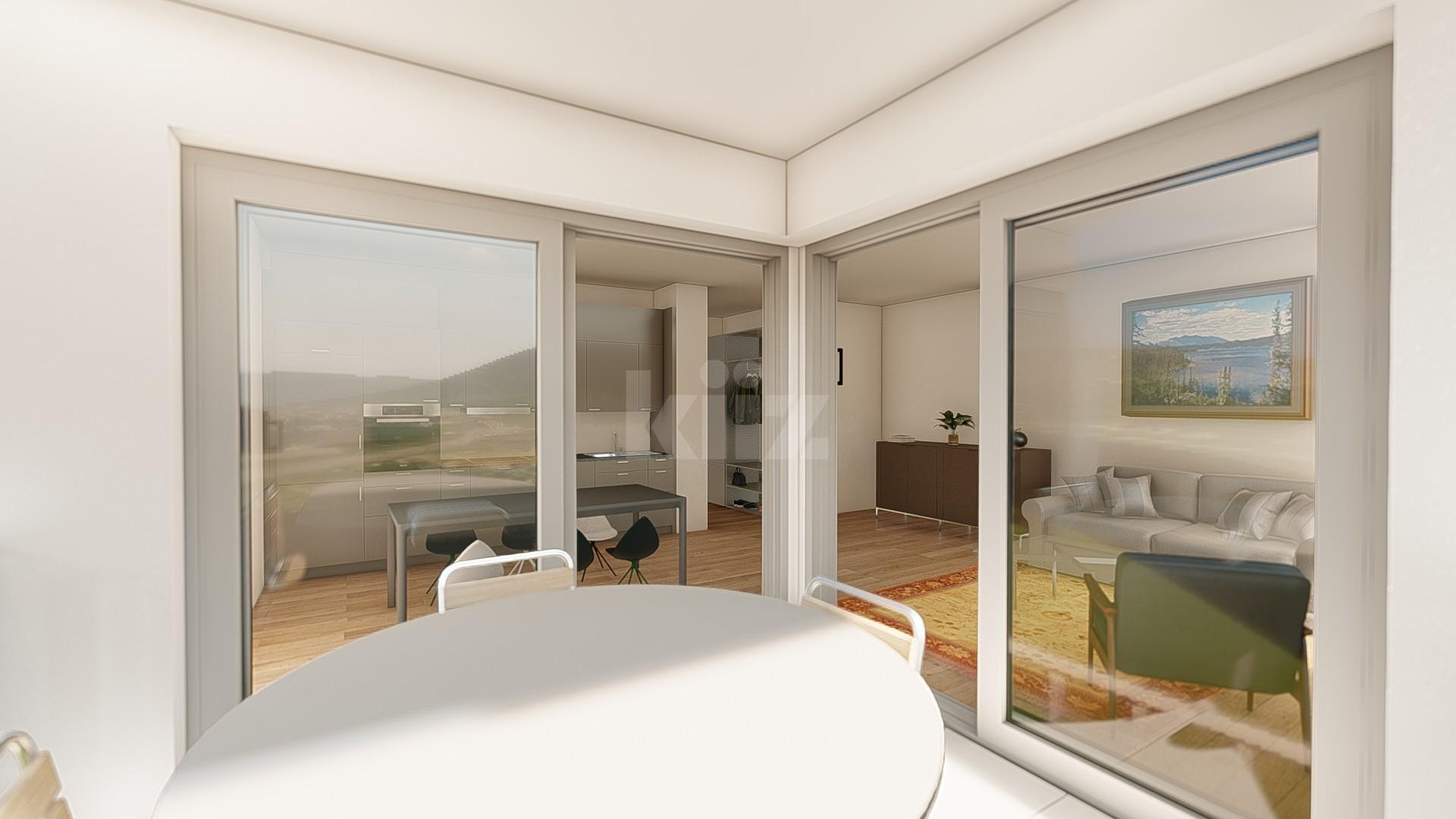 NEUF: lumineux et spacieux appartements de 3,5p - 5