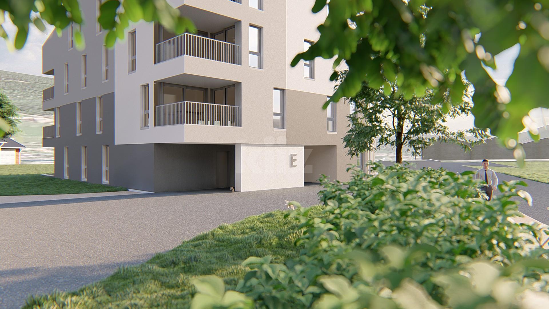 NEUF: lumineux et spacieux appartements de 3,5p - 8