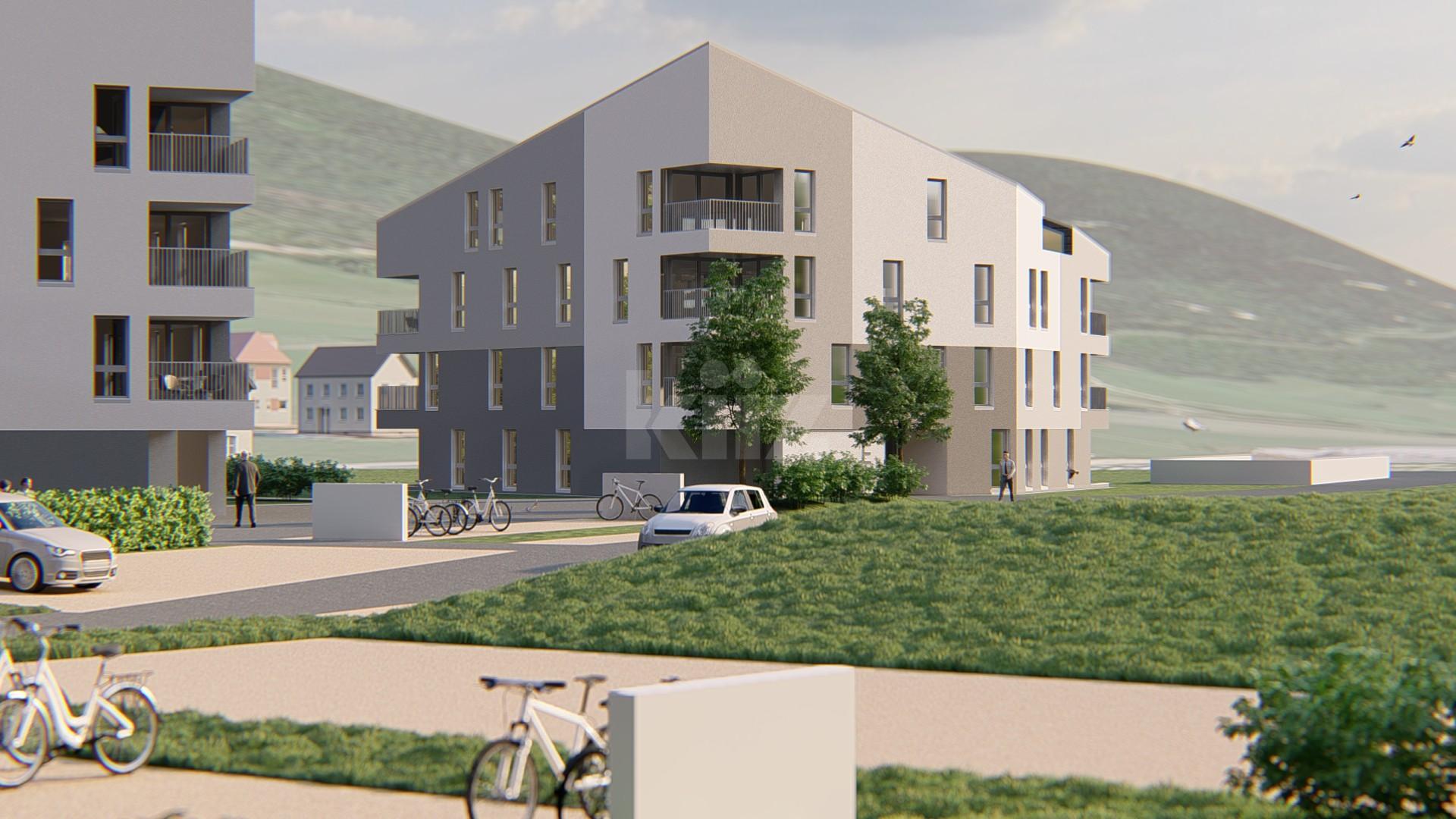 NEUF: lumineux et spacieux appartements de 3,5p - 9