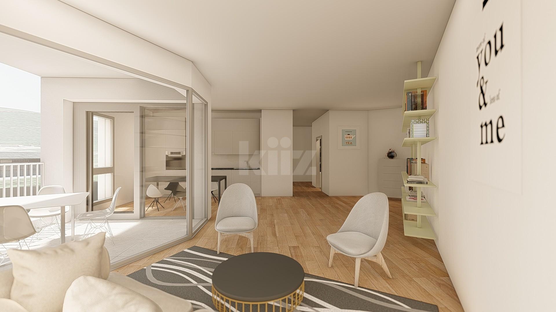 NEUF: lumineux et spacieux appartements de 2,5p - 1