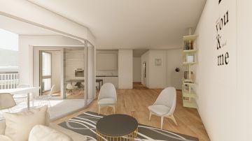 NEUF: lumineux et spacieux appartements de 2,5p