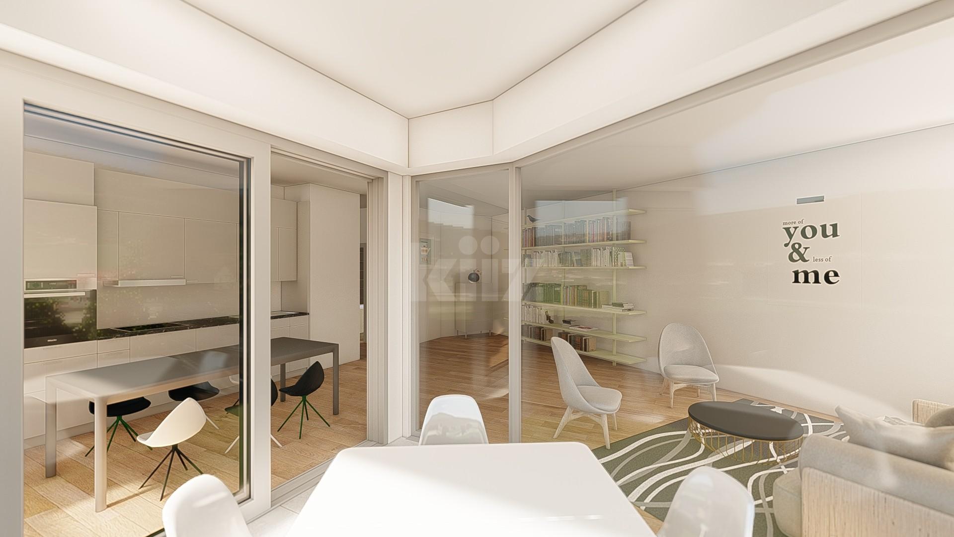 NEUF: lumineux et spacieux appartements de 2,5p - 4