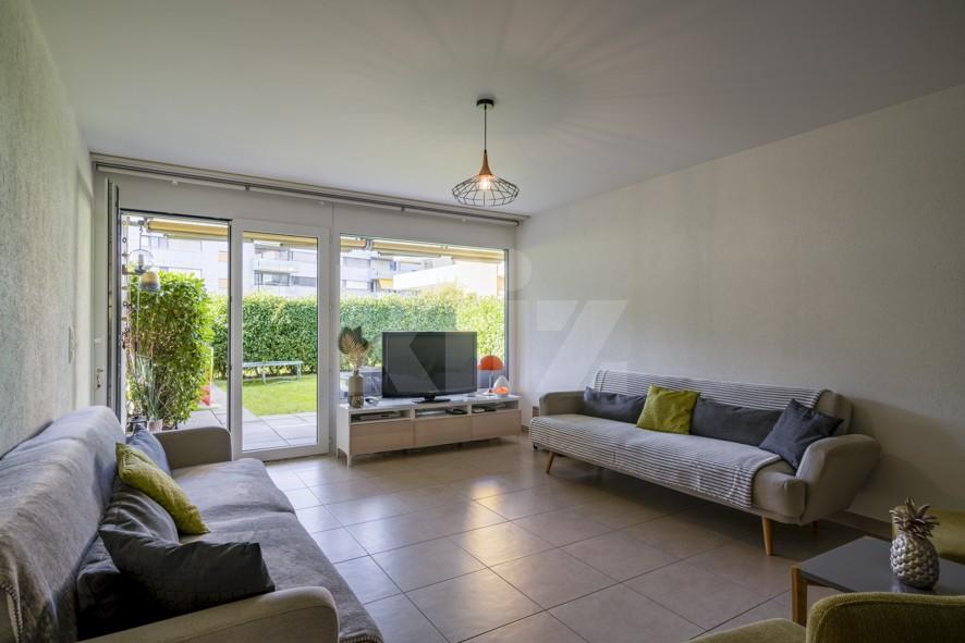 Très bel appartement traversant avec terrasse et jardin - 3