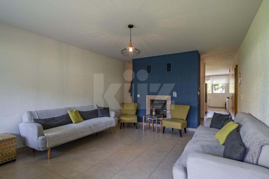 Très bel appartement traversant avec terrasse et jardin - 2