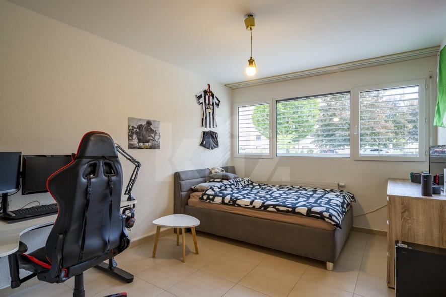 Très bel appartement traversant avec terrasse et jardin - 11