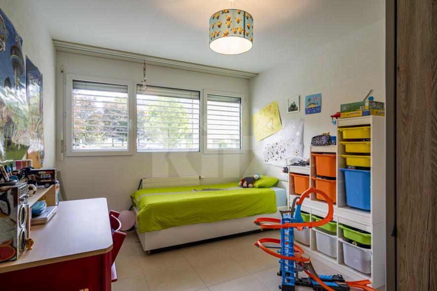 Très bel appartement traversant avec terrasse et jardin - 10