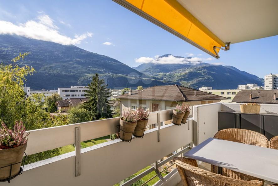 Bel appartement avec vue dégagée sur les montagnes - 5