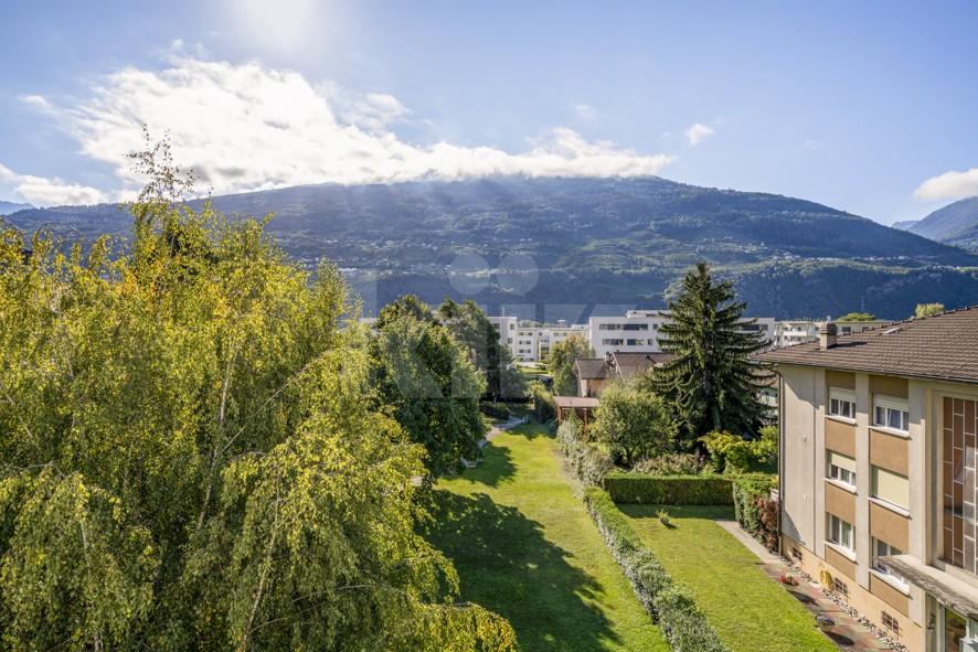 Bel appartement avec vue dégagée sur les montagnes - 11