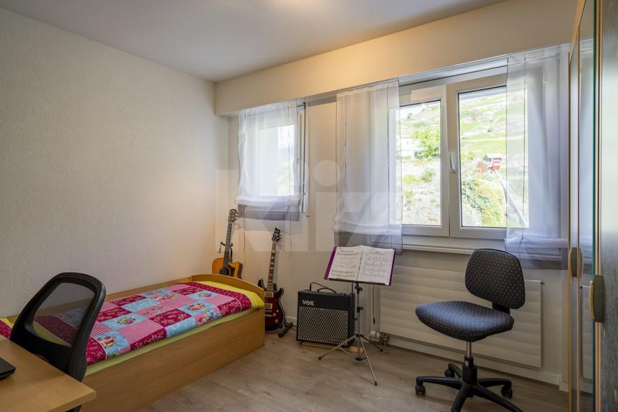Bel appartement avec vue dégagée sur les montagnes - 7