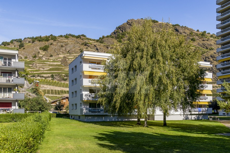 Bel appartement avec vue dégagée sur les montagnes - 12