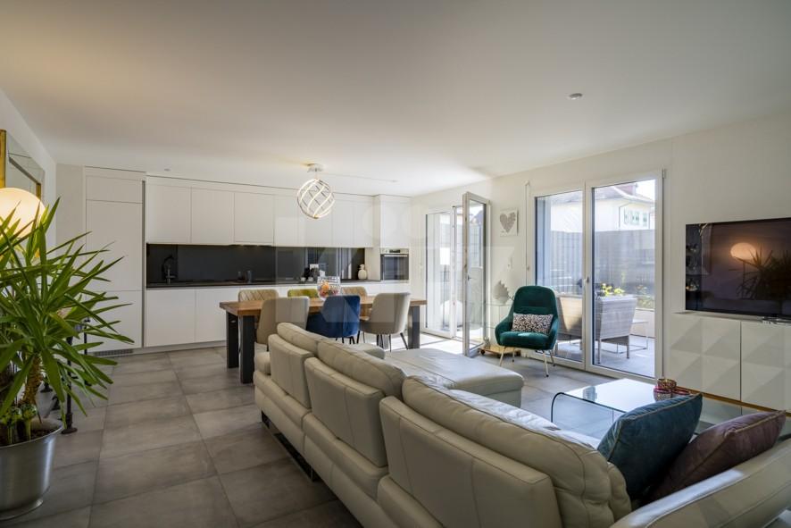 Très bel appartement moderne avec terrasse et jardin - 4