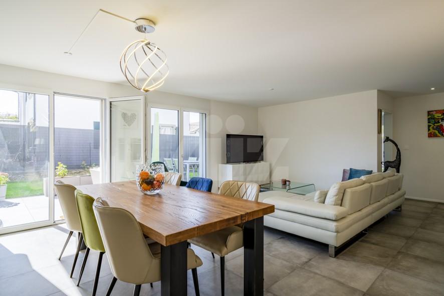 Très bel appartement moderne avec terrasse et jardin - 3