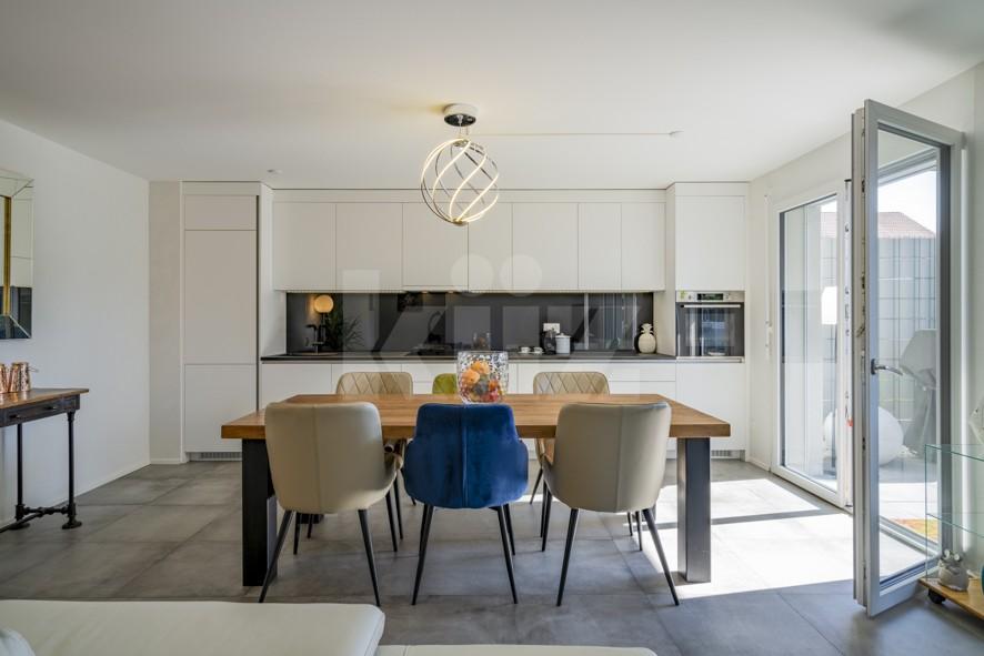 Très bel appartement moderne avec terrasse et jardin - 2