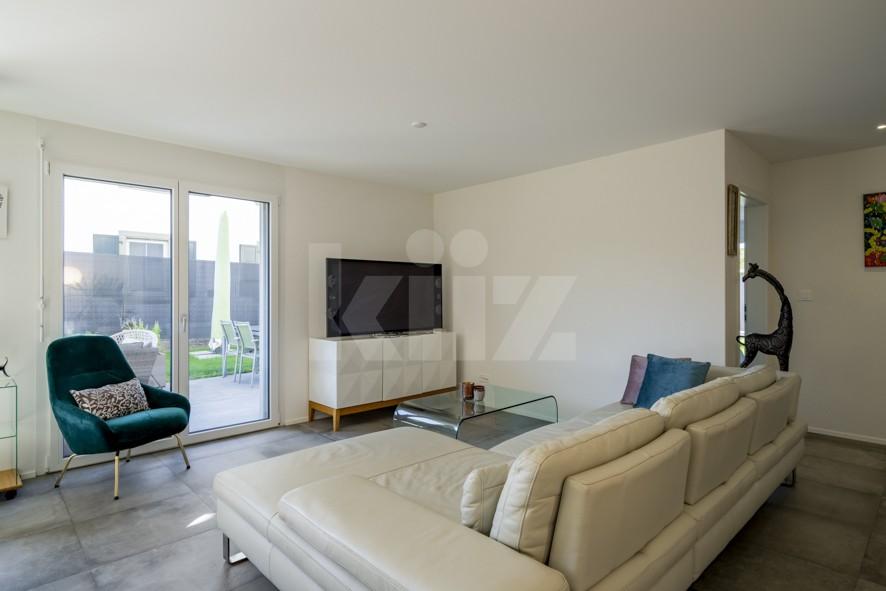 Très bel appartement moderne avec terrasse et jardin - 5