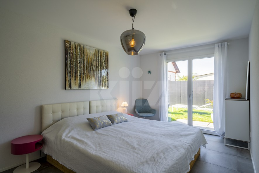 Très bel appartement moderne avec terrasse et jardin - 6