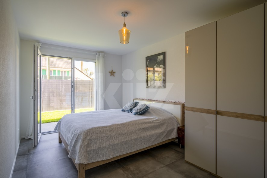 Très bel appartement moderne avec terrasse et jardin - 9