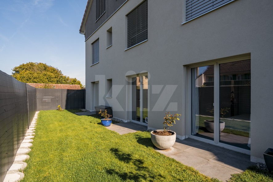 Très bel appartement moderne avec terrasse et jardin - 11